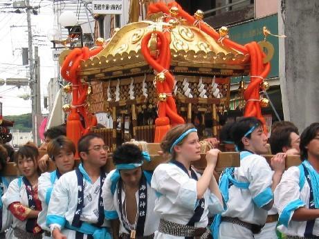 八雲祭(お天王様)平成30年6月2日開催
